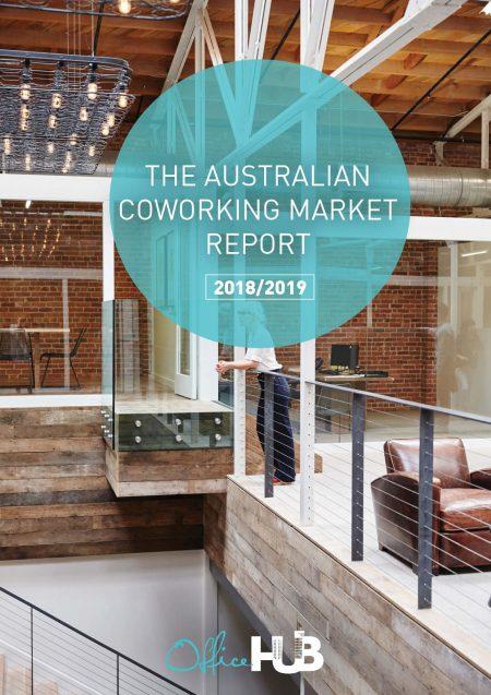 The Australian Coworking Market Report 2018-2019
