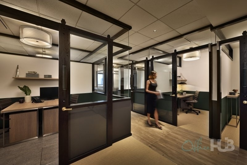 Plug and play enterprise office space
